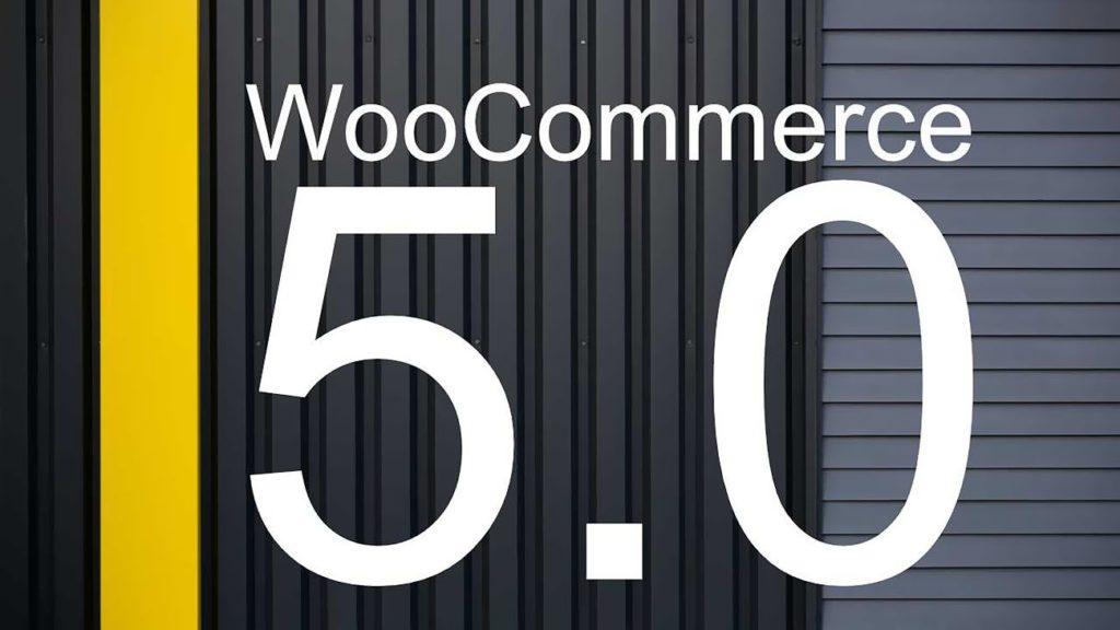 Aktualizacja, Darmowa, Darmowa Aktualizacja, Darmowa Aktualizacja, Wtyczka, WooCommerce, Nowa, Wersja, WooCommerce, WooCommerce 5.0