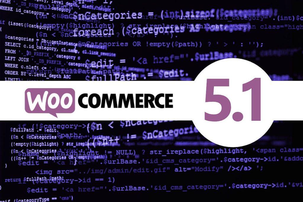 Aktualizacja, Darmowa, Darmowa Aktualizacja, Darmowa Aktualizacja, Wtyczka, WooCommerce, Nowa, Wersja, WooCommerce, WooCommerce 5.1